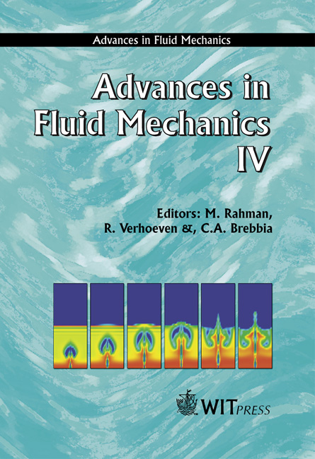 Advances in Fluid Mechanics IV