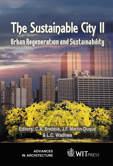 The Sustainable City II