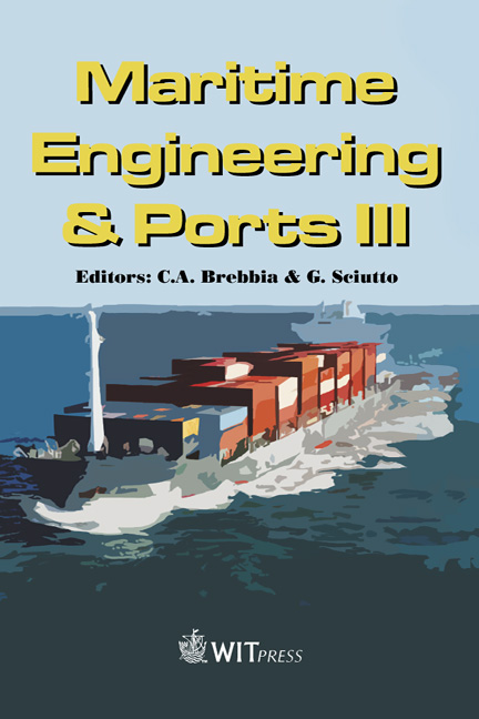 Maritime Engineering and Ports III