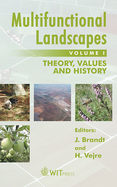 Multifunctional Landscapes Volume I