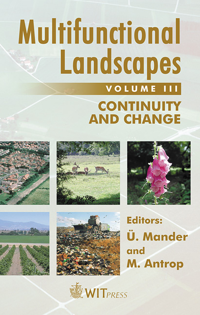 Multifunctional Landscapes Volume III