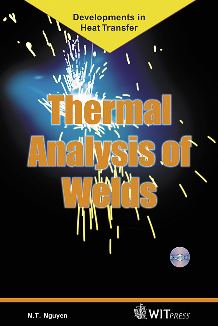 Thermal Analysis of Welds