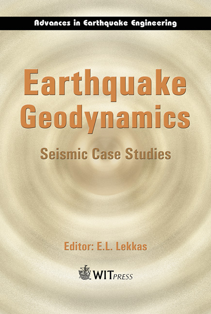 Earthquake Geodynamics