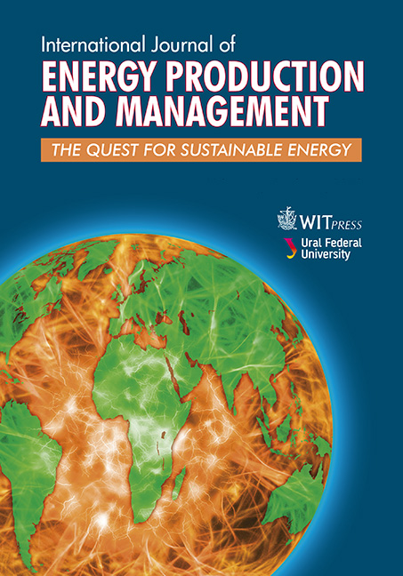 International Journal of Energy Production and Management