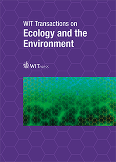 WIT Transactions on Ecology and the Environment