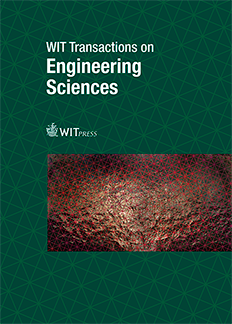 WIT Transactions on Engineering Sciences