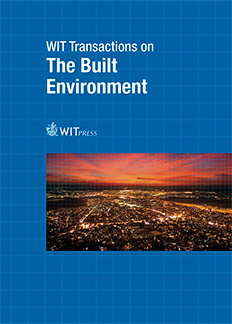 WIT Transactions on The Built Environment