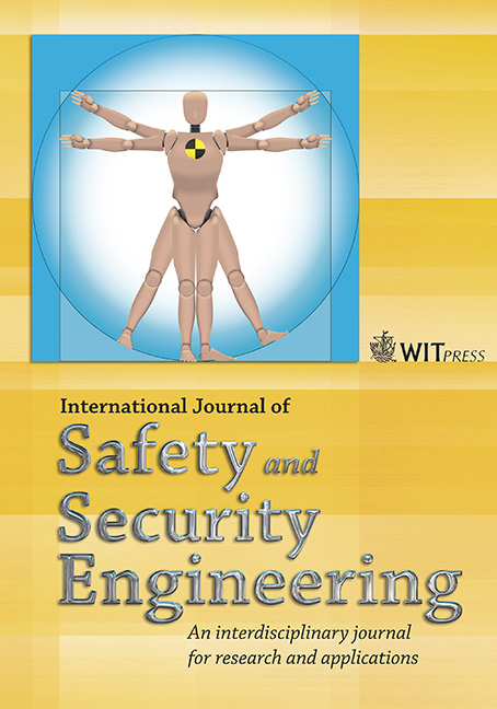 International Journal of Safety and Security Engineering