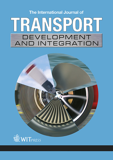 International Journal of Transport Development and Integration