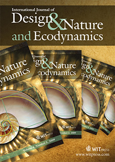 International Journal of Design & Nature and Ecodynamics