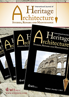 International Journal of Heritage Architecture